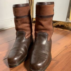 ANFIBIO 90s winter boots